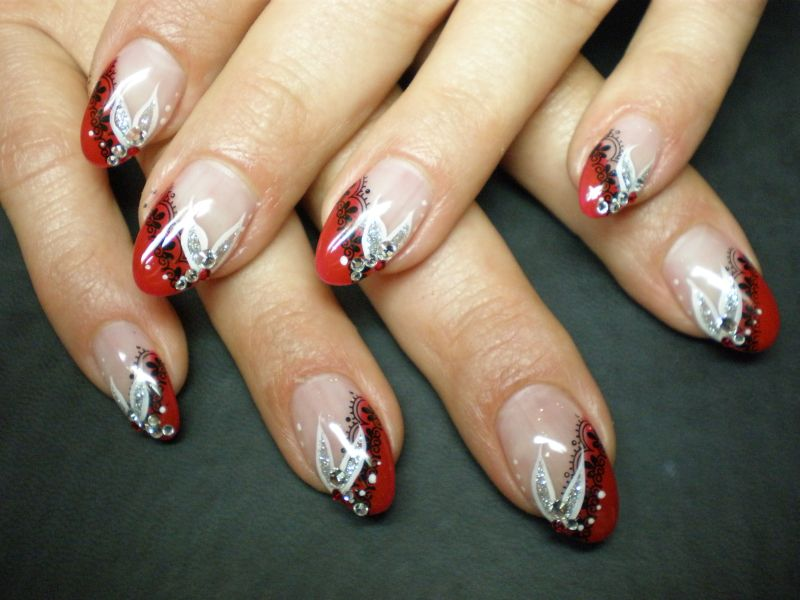 Rot Planet Nails Pimp Nails Seite 2