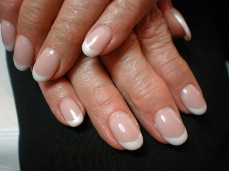 nude gel planet nails pimp nails. Black Bedroom Furniture Sets. Home Design Ideas