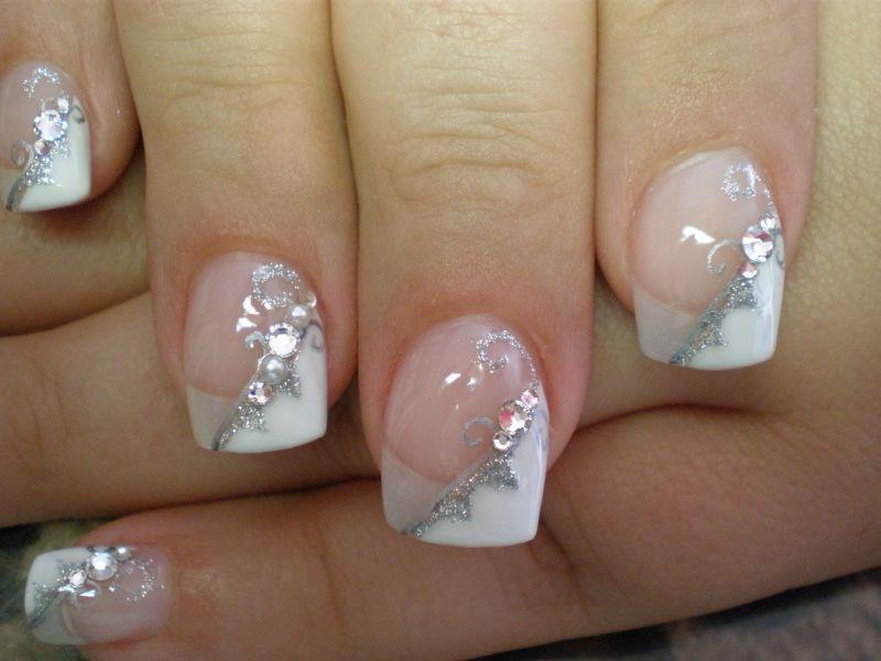 Hochzeitsnagel Planet Nails Pimp Nails