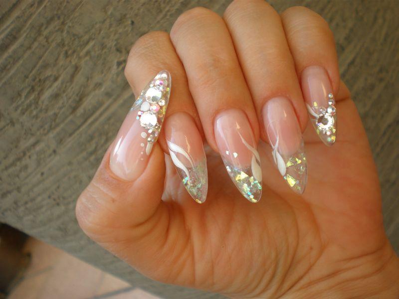 Glimmer Planet Nails Pimp Nails