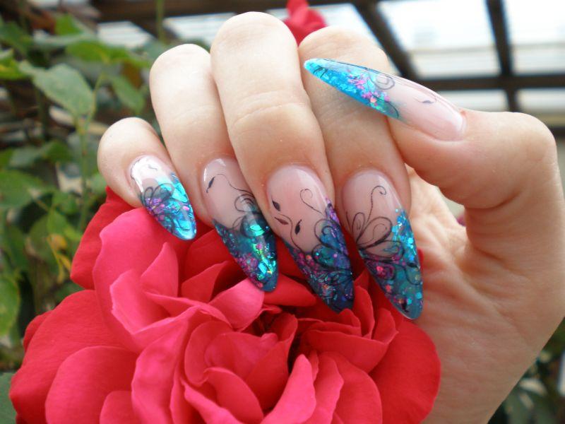Schnorkel Planet Nails Pimp Nails