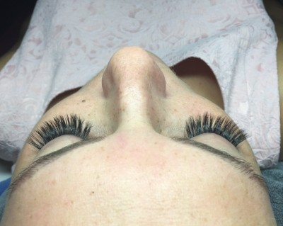 Volumen Lashes  Wimpernextensions